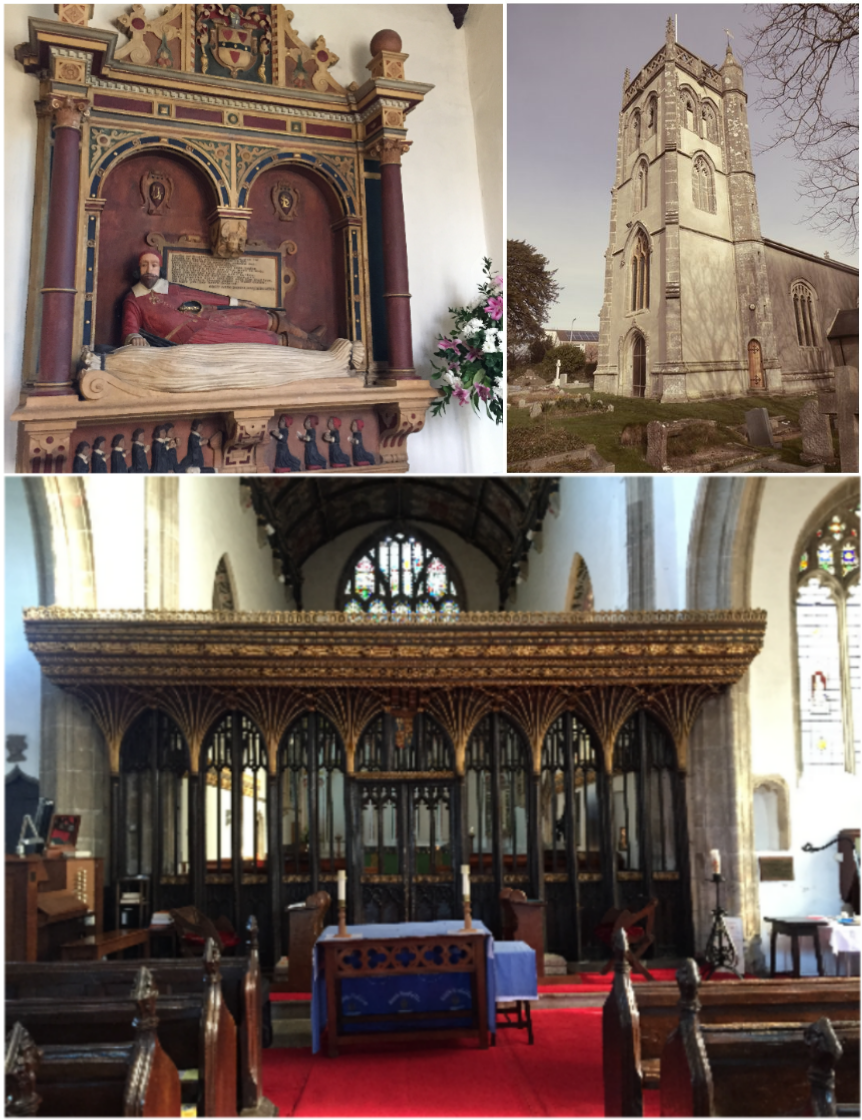 Church Crawl to Village Churches in Locking Deanery - 9th October. Book now!