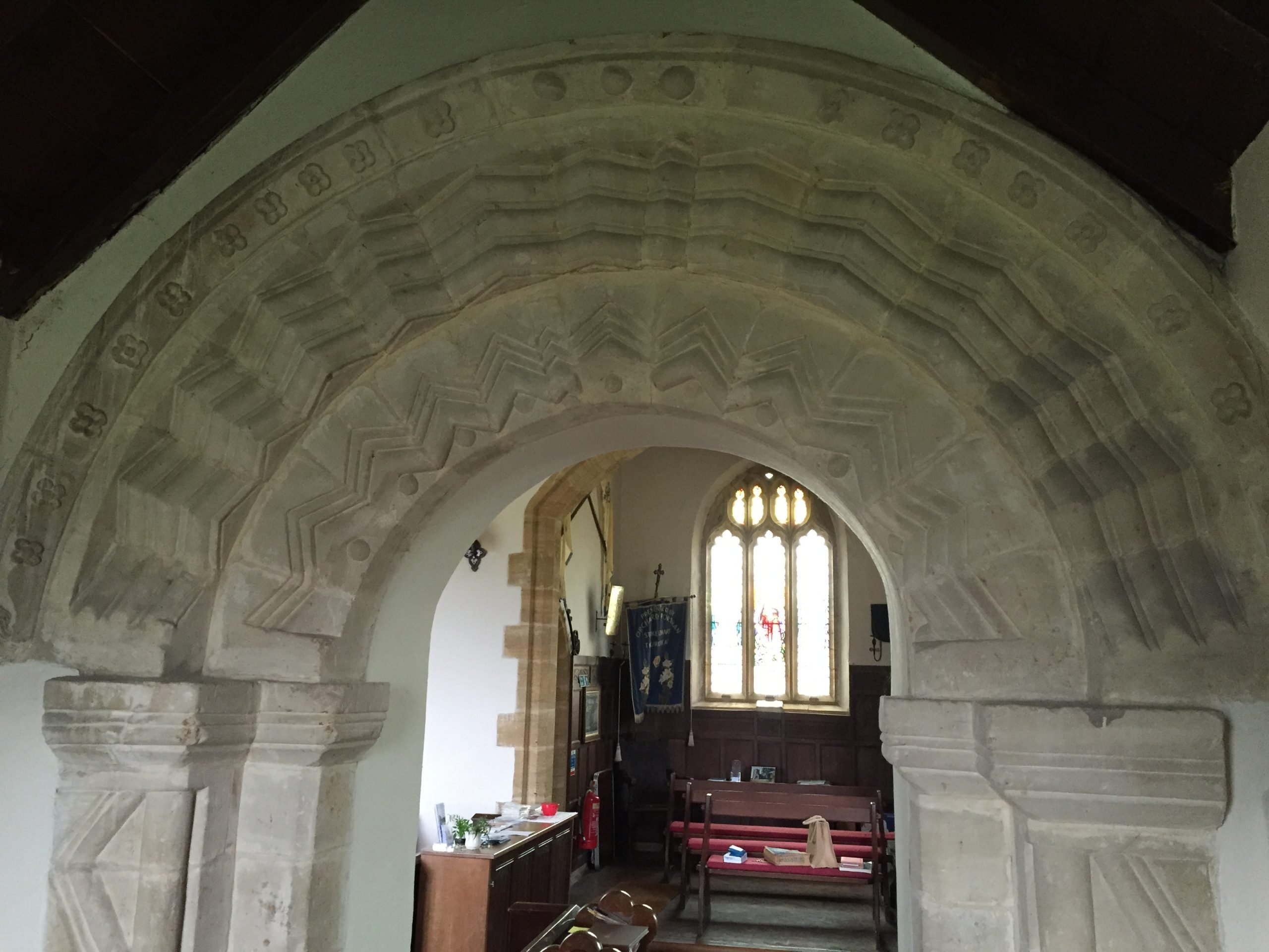Guest Lecturer - Jerry Sampson - The Romanesque churches of Somerset